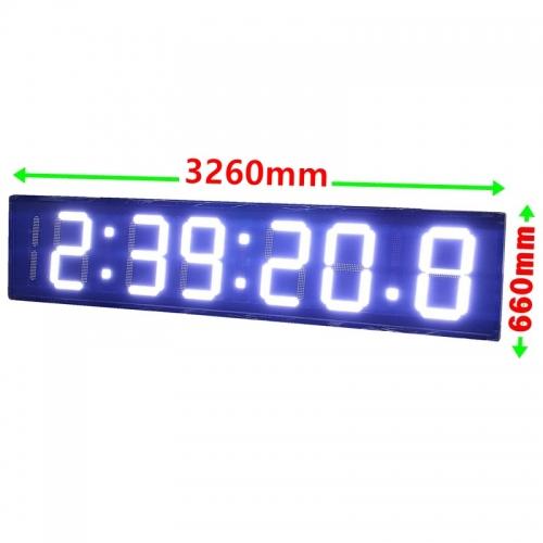 병의원/광고용 GPS시계 [S6-SP]